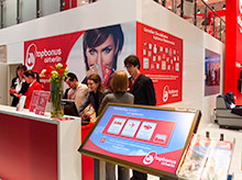 airberlin Messestand ITB 2011